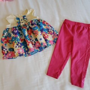 Other - 2T Clothes set